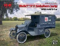 T型フォード 1917 救急車 前期型 WW1 AAFS