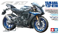 タミヤ1/12 オートバイシリーズヤマハ YZF-R1M