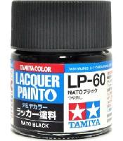 タミヤタミヤ ラッカー塗料LP-60 NATOブラック