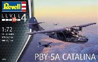 レベル1/72 飛行機PBY-5a カタリナ