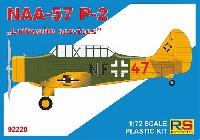 RSモデル1/72 エアクラフト プラモデルノースアメリカン NAA-57 P-2 ドイツ空軍
