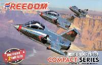 アメリカ空軍 F-104 / TF-104