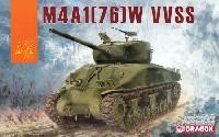 M4A1 (76) W VVSS シャーマン