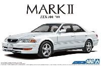 アオシマ1/24 ザ・モデルカートヨタ JZX100 マーク 2 ツアラーV '00