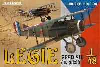 スパッド 13 チェコスロバキア人パイロット