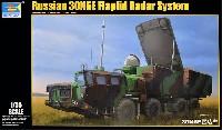 ロシア 30N6E 追跡レーダーシステム フラップリッド