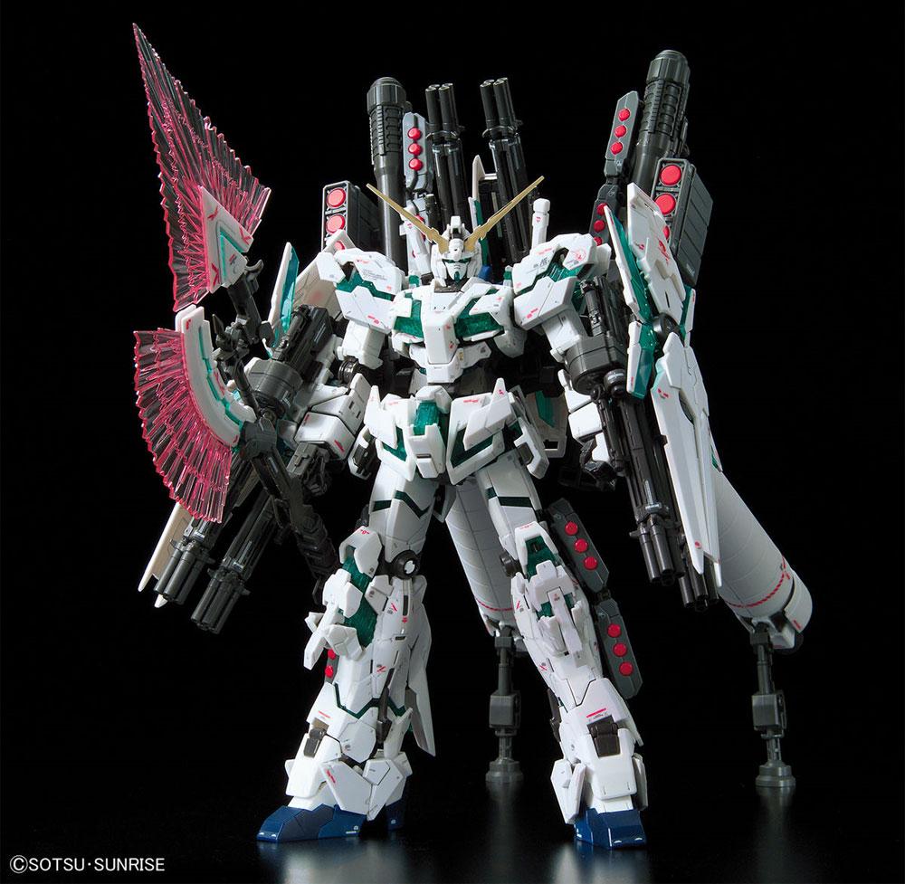 RX-0 フルアーマー ユニコーンガンダムプラモデル(バンダイRG (リアルグレード)No.030)商品画像_1