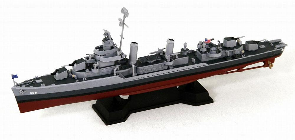 アメリカ海軍 ベンソン級駆逐艦 DD-605 コールドウェルプラモデル(ピットロード1/700 スカイウェーブ W シリーズNo.W212)商品画像_2