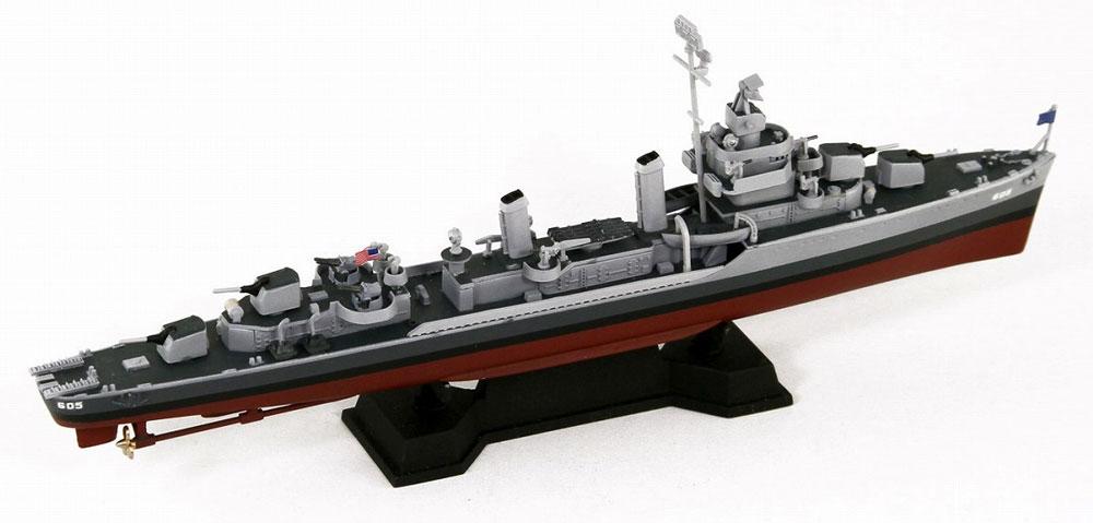 アメリカ海軍 ベンソン級駆逐艦 DD-605 コールドウェルプラモデル(ピットロード1/700 スカイウェーブ W シリーズNo.W212)商品画像_3