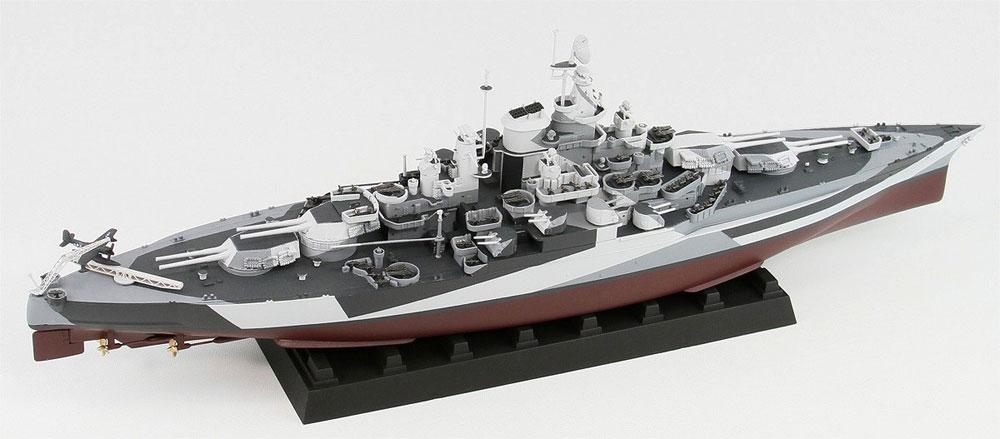 アメリカ海軍 コロラド級戦艦 BB-48 ウエスト ヴァージニア 1945プラモデル(ピットロード1/700 スカイウェーブ W シリーズNo.W204)商品画像_2