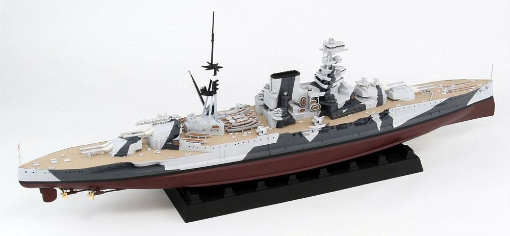 イギリス海軍 クイーン エリザベス級戦艦 バーラム 1941プラモデル(ピットロード1/700 スカイウェーブ W シリーズNo.W220)商品画像_2