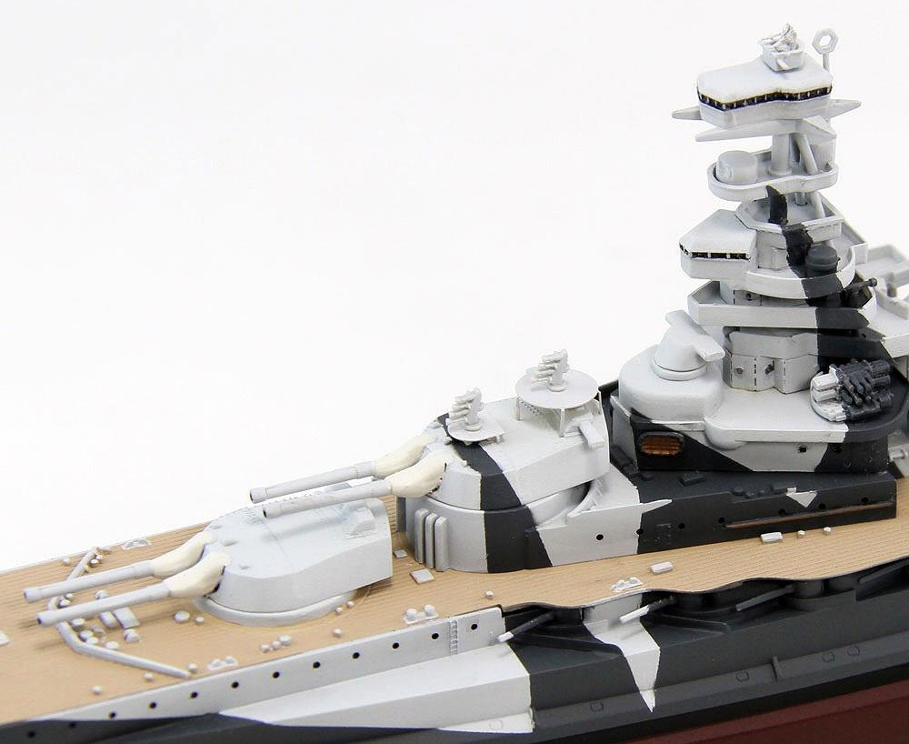 イギリス海軍 クイーン エリザベス級戦艦 バーラム 1941プラモデル(ピットロード1/700 スカイウェーブ W シリーズNo.W220)商品画像_3