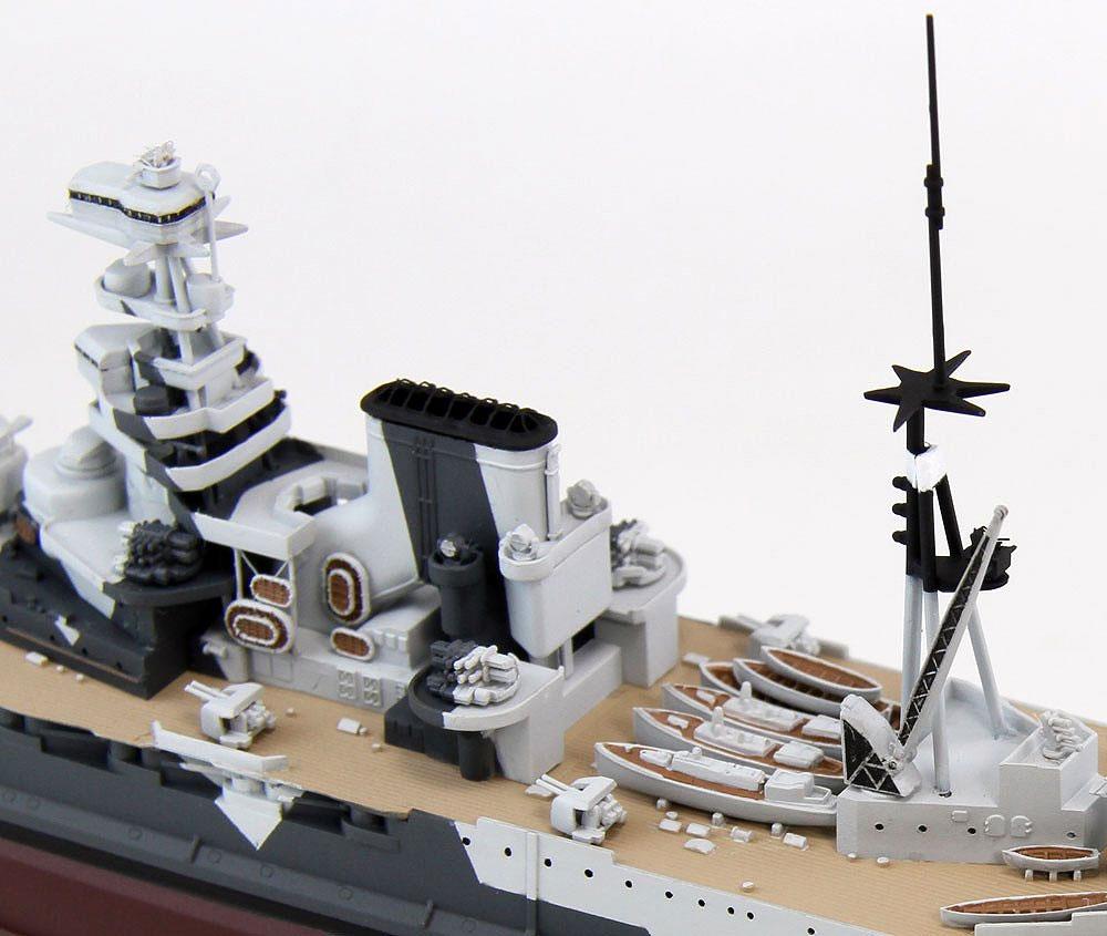 イギリス海軍 クイーン エリザベス級戦艦 バーラム 1941プラモデル(ピットロード1/700 スカイウェーブ W シリーズNo.W220)商品画像_4