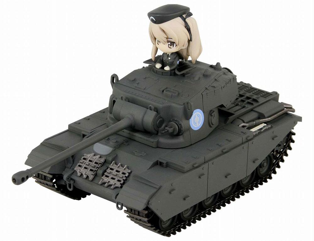 巡航戦車 A41 センチュリオン エンディングVer. 通常版完成品(ピットロードガールズ&パンツァーNo.PD054)商品画像_2