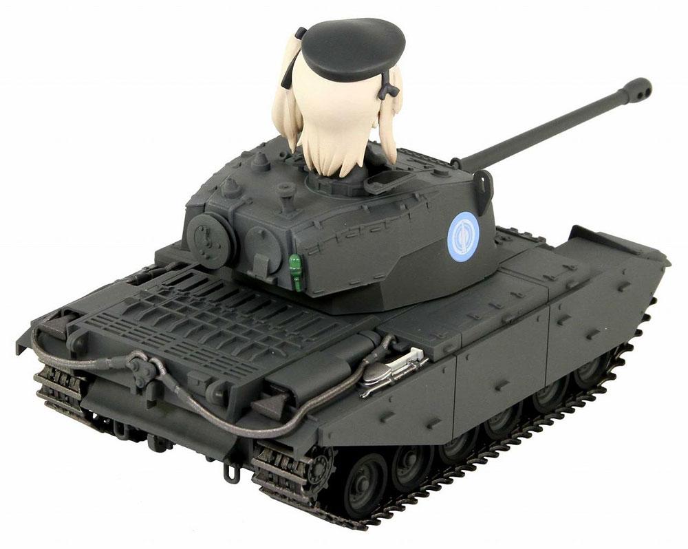 巡航戦車 A41 センチュリオン エンディングVer. 通常版完成品(ピットロードガールズ&パンツァーNo.PD054)商品画像_3