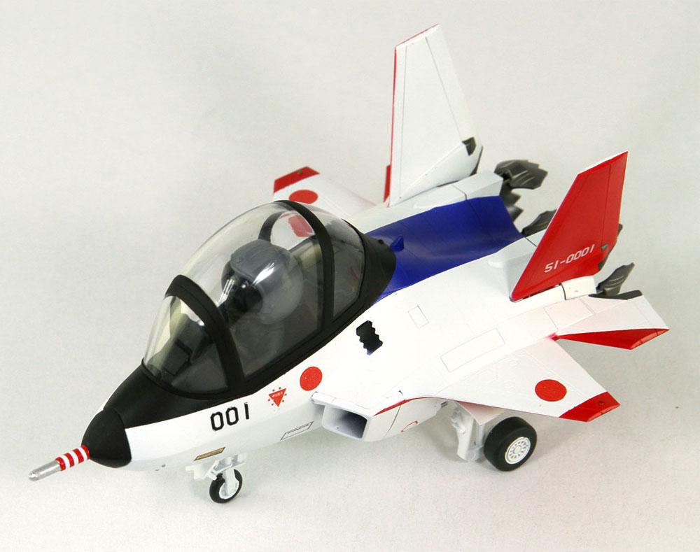 先進技術実証機 X-2プラモデル(グレートウォールホビーデフォルメプレーンNo.LDP001)商品画像_2