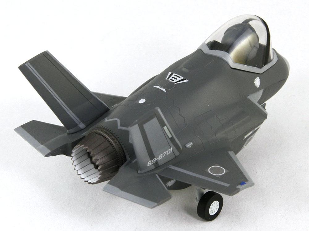 航空自衛隊 戦闘機 F-35Aプラモデル(グレートウォールホビーデフォルメプレーンNo.LDP002)商品画像_3
