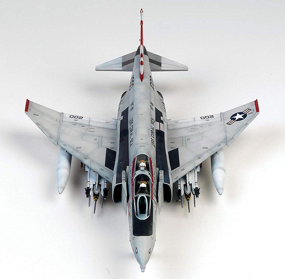 アメリカ海軍 F-4B ファントム 2 VF-111 サンダウナーズプラモデル(童友社凄! プラモデルNo.005)商品画像_4
