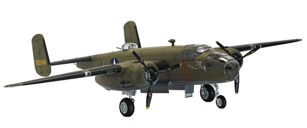 アメリカ陸軍 B-25B ミッチェル ドゥーリトル爆撃隊プラモデル(童友社凄! プラモデルNo.A001)商品画像_3