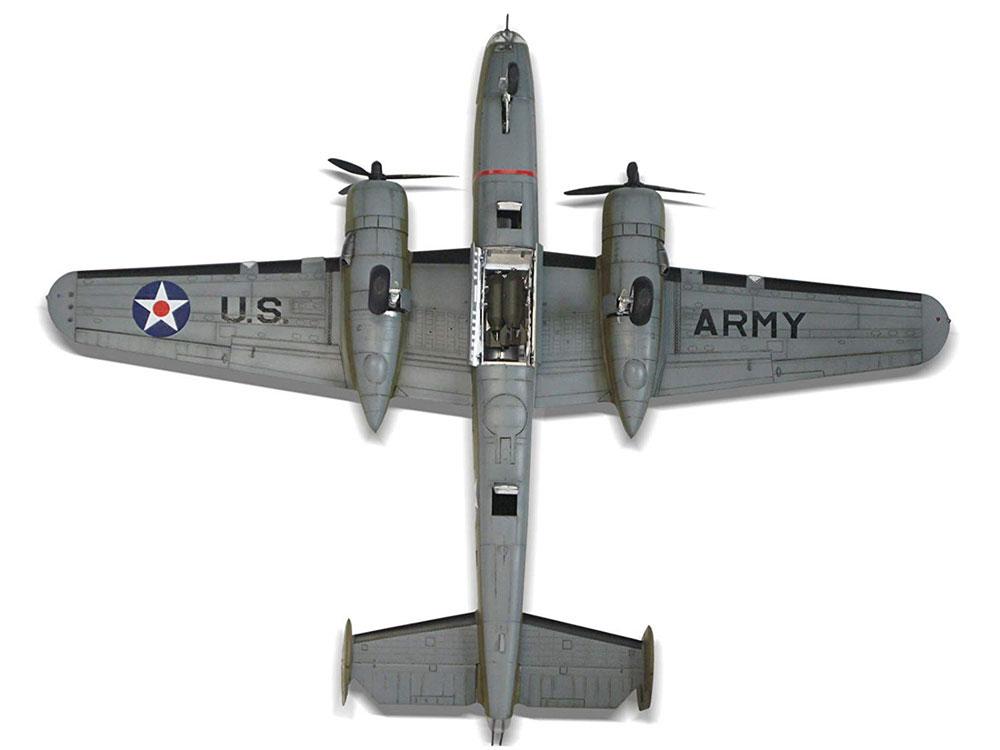 アメリカ陸軍 B-25B ミッチェル ドゥーリトル爆撃隊プラモデル(童友社凄! プラモデルNo.A001)商品画像_4