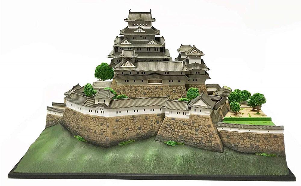 平成 姫路城プラモデル(童友社日本の名城No.HSH-3600)商品画像_2