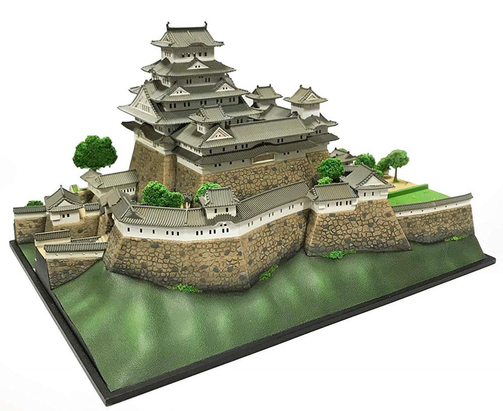 平成 姫路城プラモデル(童友社日本の名城No.HSH-3600)商品画像_3
