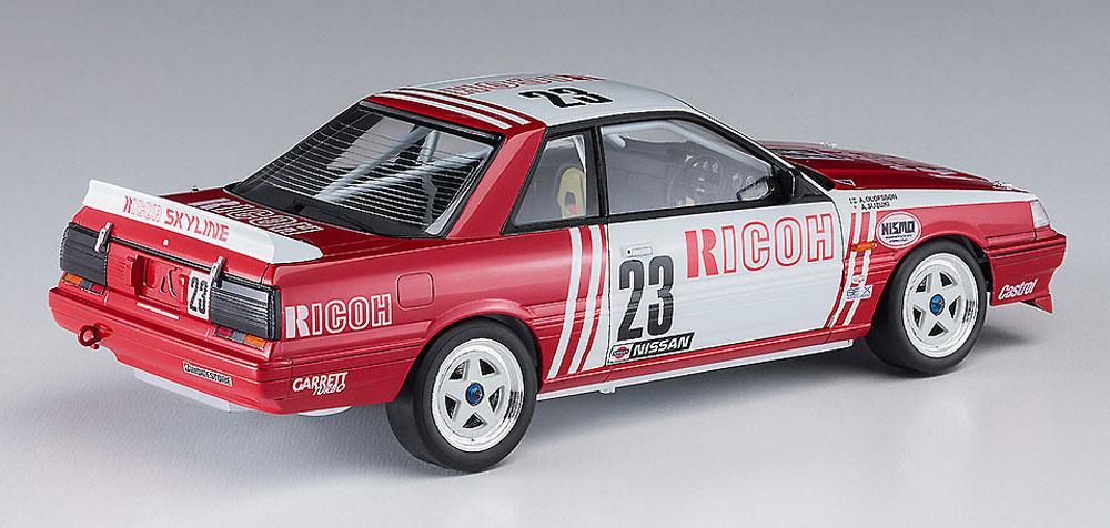 リコー スカイライン GTS-R (R31)プラモデル(ハセガワ1/24 自動車 限定生産No.20372)商品画像_3