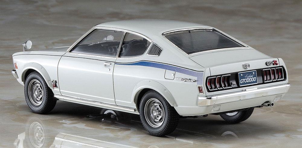 三菱 ギャラン GTO 2000GSR 前期型プラモデル(ハセガワ1/24 自動車 HCシリーズNo.HC030)商品画像_3