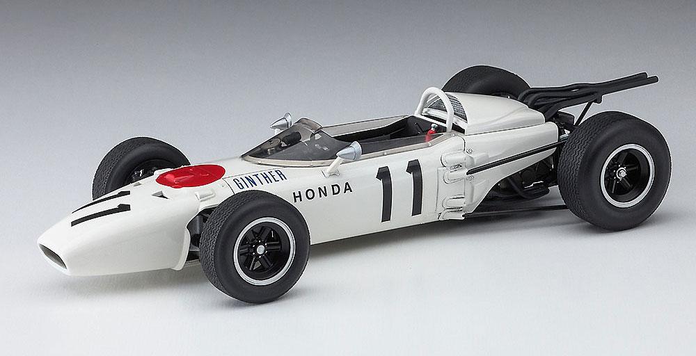 ホンダ F1 RA272E '65 メキシコGP 優勝車プラモデル(ハセガワ1/24 自動車 限定生産No.20375)商品画像_2