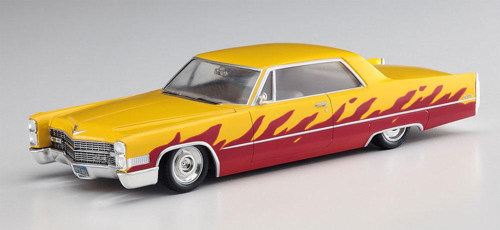 1966 アメリカン ローライダー タイプCプラモデル(ハセガワ1/24 自動車 限定生産No.20376)商品画像_2