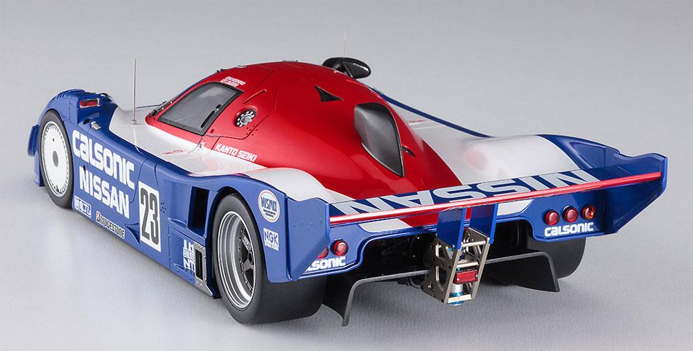 カルソニック ニッサン R91CPプラモデル(ハセガワ1/24 自動車 HCシリーズNo.HC031)商品画像_3