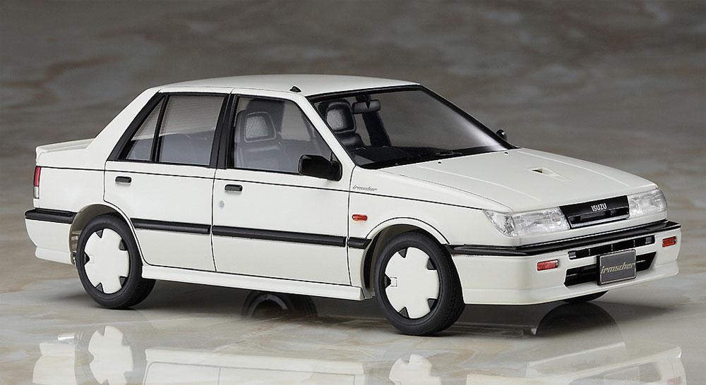 いすゞ ジェミニ (JT150) イルムシャー ターボプラモデル(ハセガワ1/24 自動車 限定生産No.20377)商品画像_2