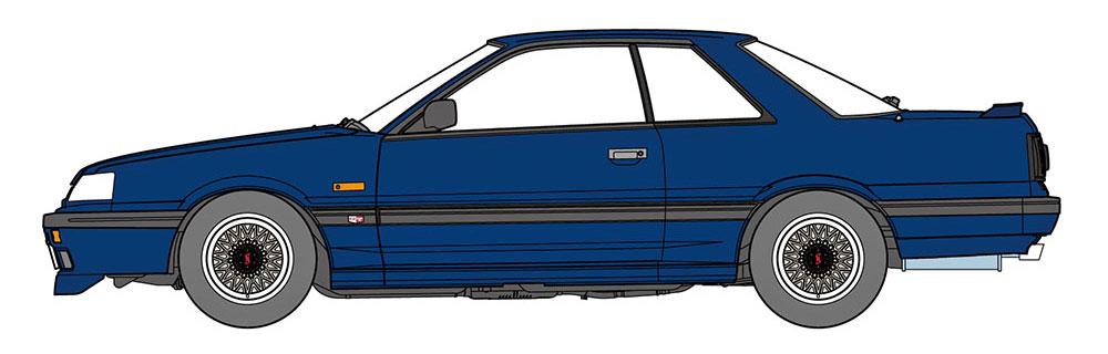 ニッサン スカイライン GTS (R31) 前期型 NISMOプラモデル(ハセガワ1/24 自動車 限定生産No.20378)商品画像_4