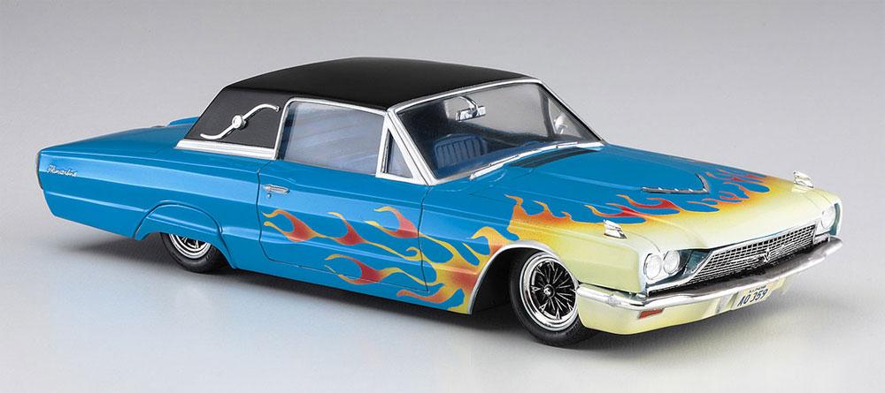 1966 アメリカン ローライダー タイプTプラモデル(ハセガワ1/24 自動車 限定生産No.20379)商品画像_2