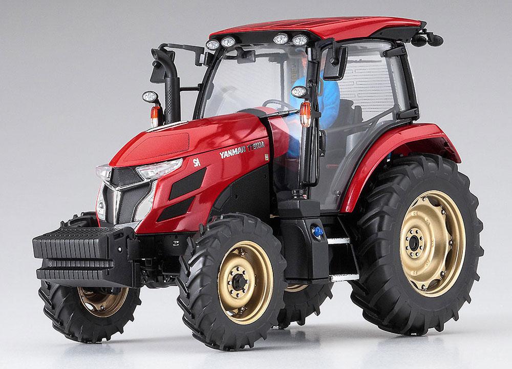 ヤンマー トラクター YT5113Aプラモデル(ハセガワ建機シリーズNo.WM005)商品画像_2