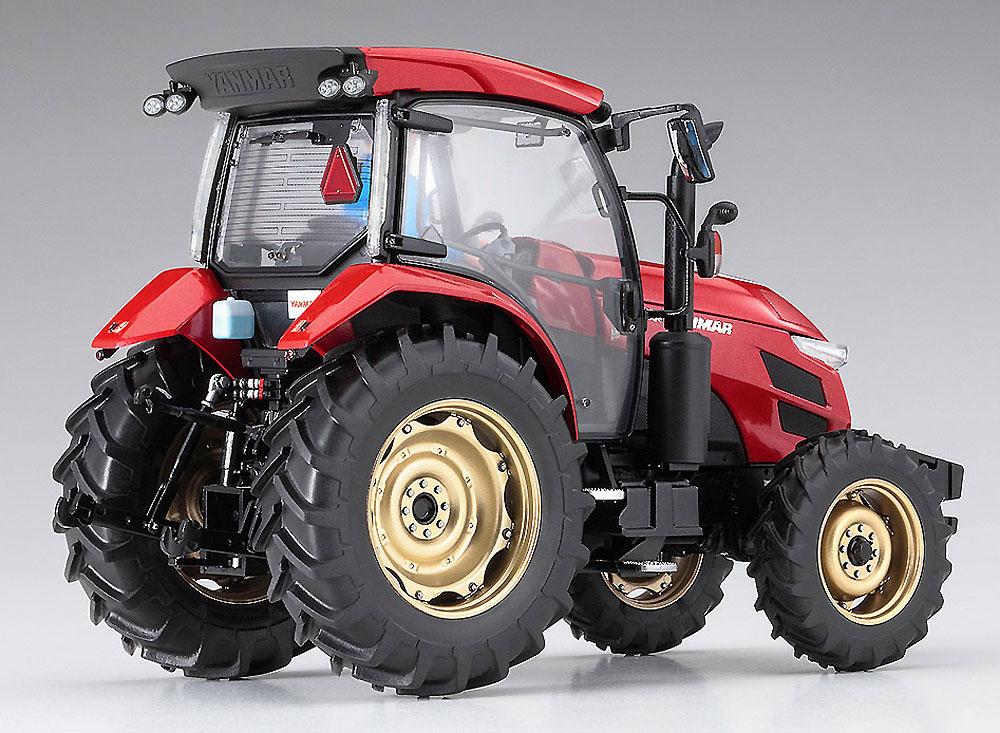 ヤンマー トラクター YT5113Aプラモデル(ハセガワ建機シリーズNo.WM005)商品画像_3