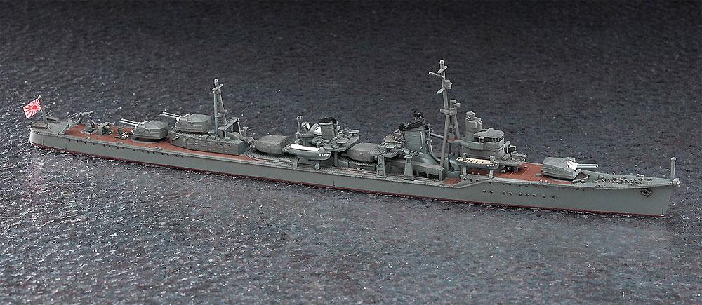日本駆逐艦 秋霜プラモデル(ハセガワ1/700 ウォーターラインシリーズNo.467)商品画像_3