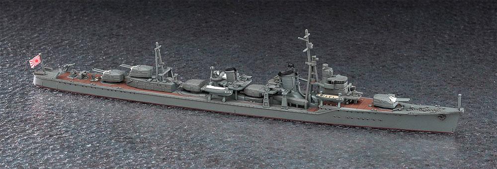 日本駆逐艦 荒潮プラモデル(ハセガワ1/700 ウォーターラインシリーズNo.468)商品画像_3