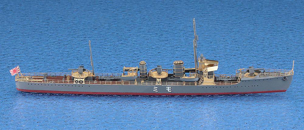 日本海軍 駆逐艦 樅 & 若竹 ハイパーディテールプラモデル(ハセガワ1/700 ウォーターラインシリーズ スーパーディテールNo.30058)商品画像_2