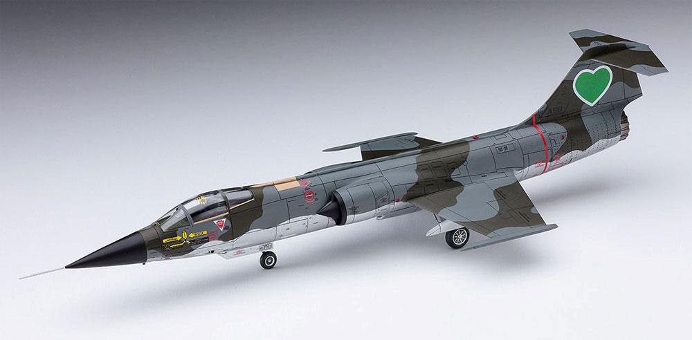F-104 スターファイター G型 セイレーン バルナック (エリア88)プラモデル(ハセガワクリエイター ワークス シリーズNo.64768)商品画像_2