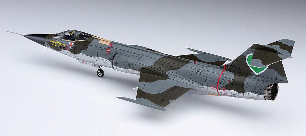 F-104 スターファイター G型 セイレーン バルナック (エリア88)プラモデル(ハセガワクリエイター ワークス シリーズNo.64768)商品画像_3
