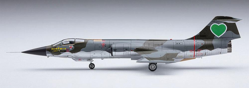 F-104 スターファイター G型 セイレーン バルナック (エリア88)プラモデル(ハセガワクリエイター ワークス シリーズNo.64768)商品画像_4