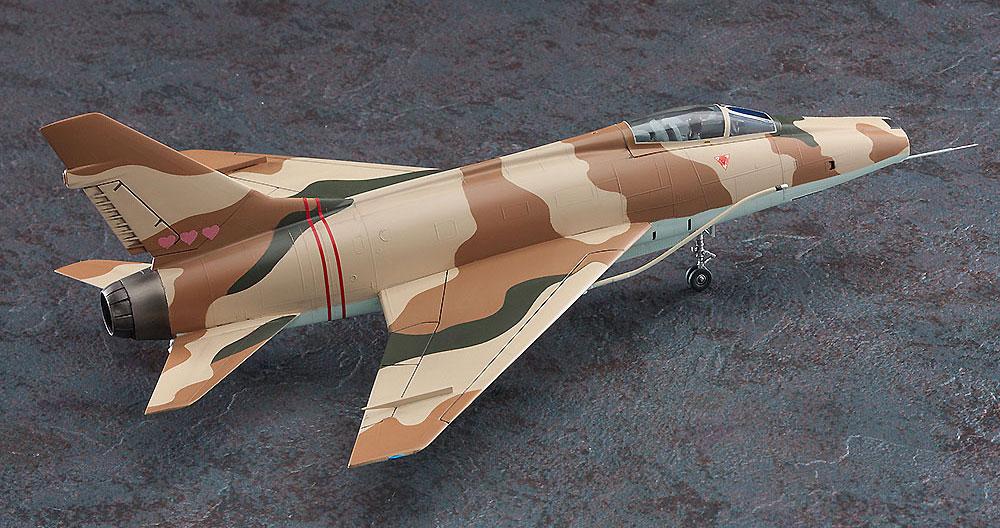 F-100D スーパーセイバー ミッキー サイモン (エリア88)プラモデル(ハセガワクリエイター ワークス シリーズNo.64772)商品画像_3