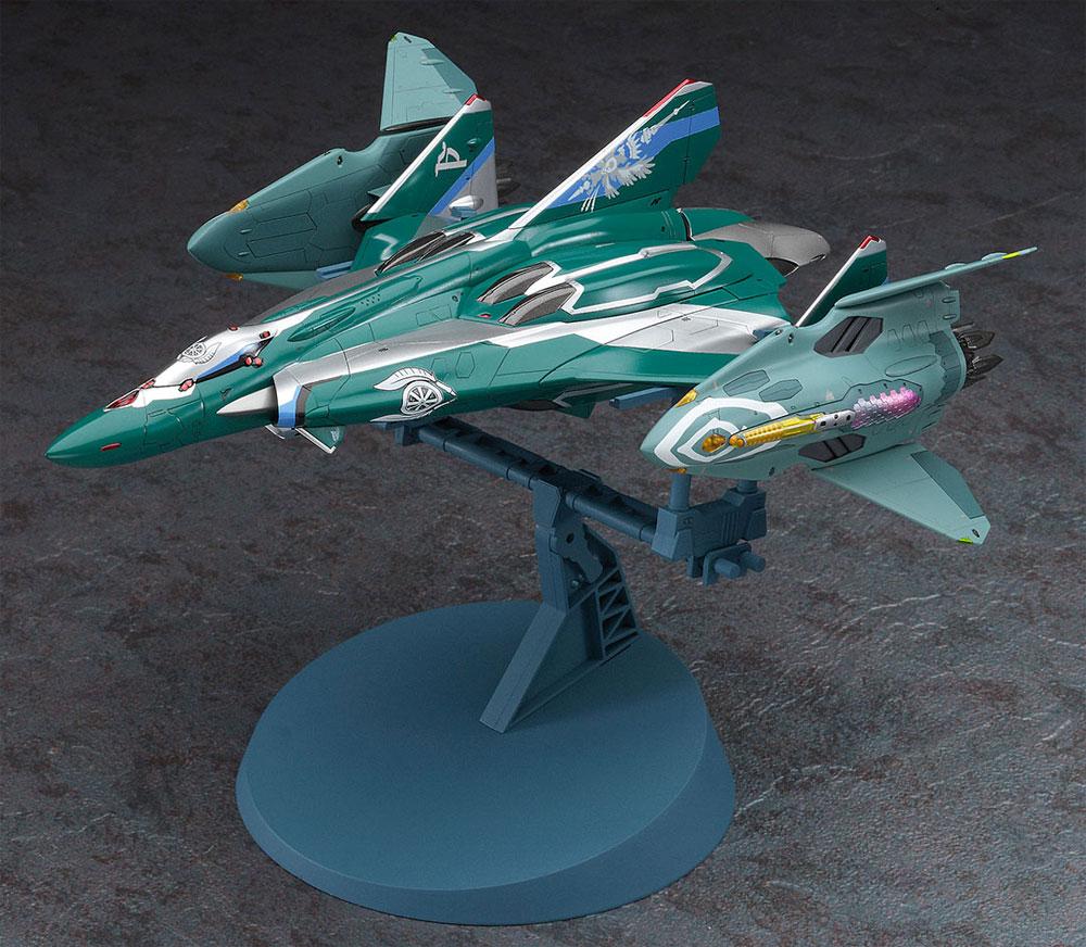 Sv-262Ba ドラケン 3 テオ機/ザオ機 w/リル・ドラケン (マクロスΔ)プラモデル(ハセガワ1/72 マクロスシリーズNo.65846)商品画像_2