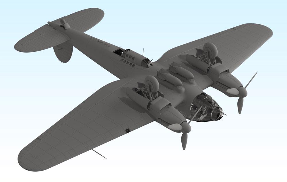 ハインケル He111H-16 爆撃機プラモデル(ICM1/48 エアクラフト プラモデルNo.48263)商品画像_4