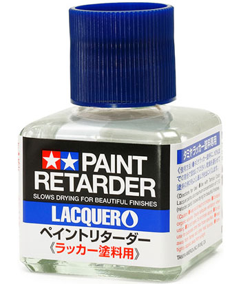ペイントリターダー ラッカー塗料用添加剤(タミヤメイクアップ材No.87198)商品画像