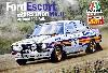 フォード エスコート RS1800 Mk.2 RACラリー (日本語説明書付属)