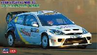 フォード フォーカス RS WRC 03 2003 フィンランド ラリー ウィナー