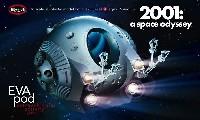 メビウススペース ビークルスペースポッド (2001年 宇宙の旅)