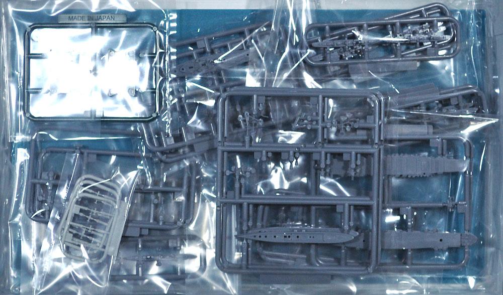 南太平洋海戦セット (翔鶴/瑞鶴/瑞鳳/彩色済み艦載機付き)プラモデル(フジミ集める軍艦シリーズNo.016)商品画像_1